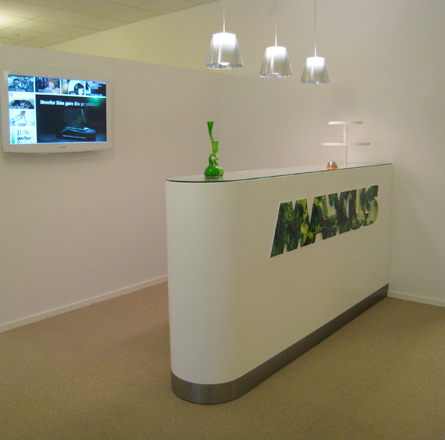 maxus kontor