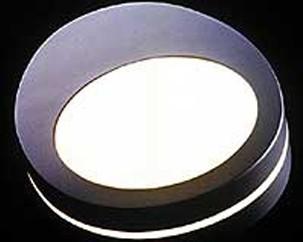 Lens væglampe