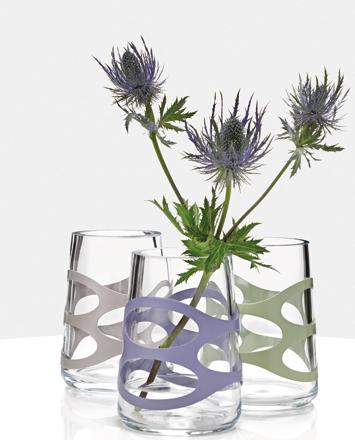 Stelton embrace vase